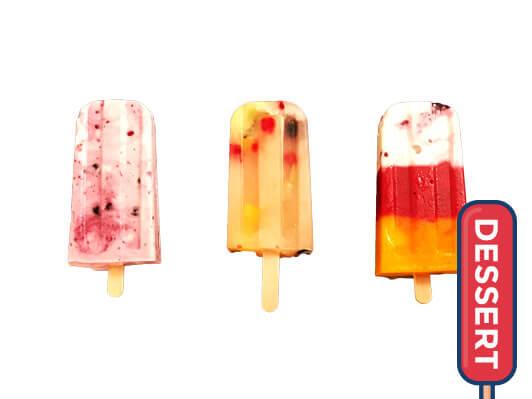 RAINBOWアイスキャンデー